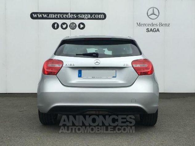 Mercedes Classe A 180 CDI Business 7G-DCT ARGENT POLAIRE Occasion - 5
