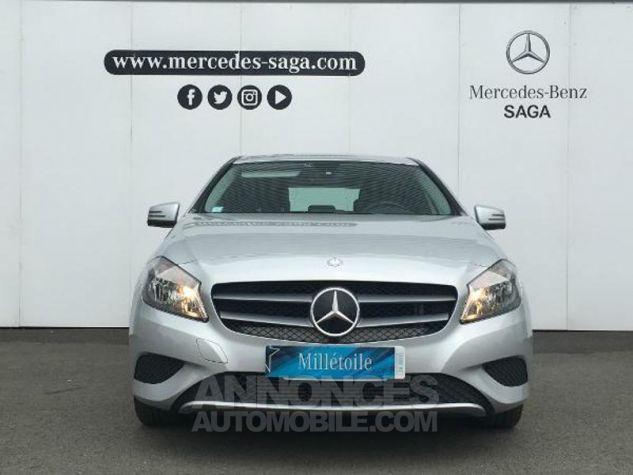 Mercedes Classe A 180 CDI Business 7G-DCT ARGENT POLAIRE Occasion - 12