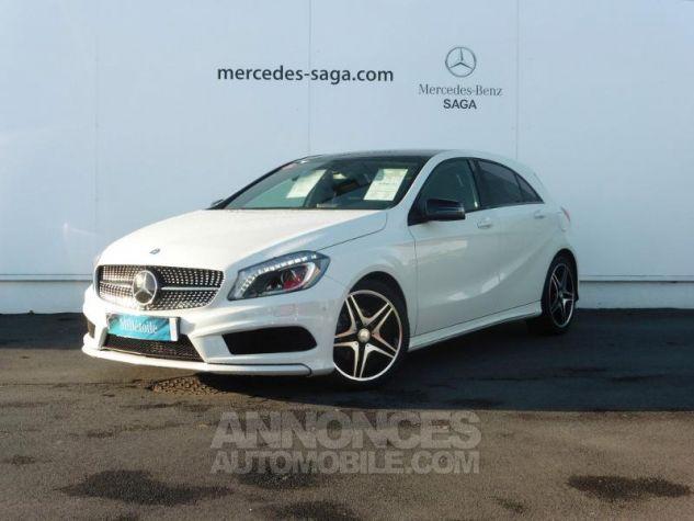 Mercedes Classe A 180 CDI Fascination 7G-DCT ZP BLANC CALCITE Occasion - 0