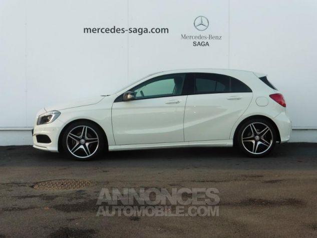 Mercedes Classe A 180 CDI Fascination 7G-DCT ZP BLANC CALCITE Occasion - 2