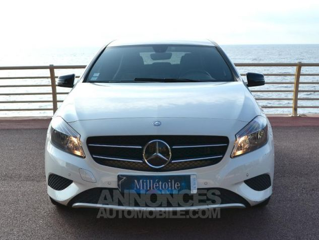 Mercedes Classe A 180 CDI Inspiration 7G-DCT Blanc Occasion - 1