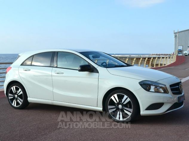 Mercedes Classe A 180 CDI Inspiration 7G-DCT Blanc Occasion - 2