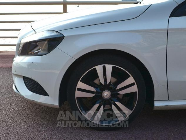 Mercedes Classe A 180 CDI Inspiration 7G-DCT Blanc Occasion - 6