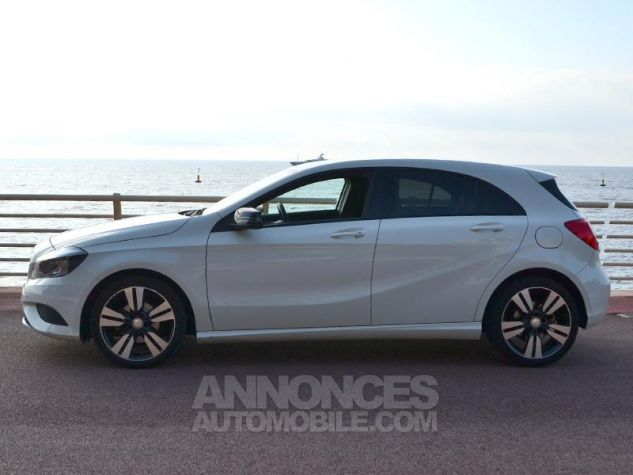 Mercedes Classe A 180 CDI Inspiration 7G-DCT Blanc Occasion - 7