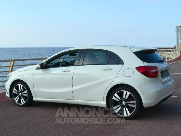 Mercedes Classe A 180 CDI Inspiration 7G-DCT Blanc Occasion - 8