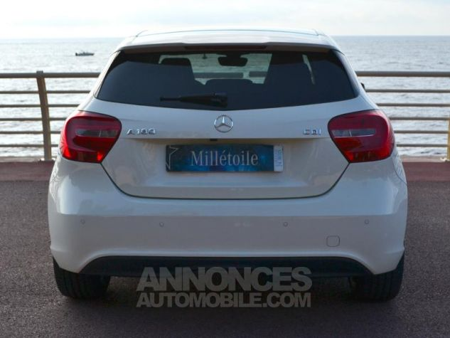 Mercedes Classe A 180 CDI Inspiration 7G-DCT Blanc Occasion - 9