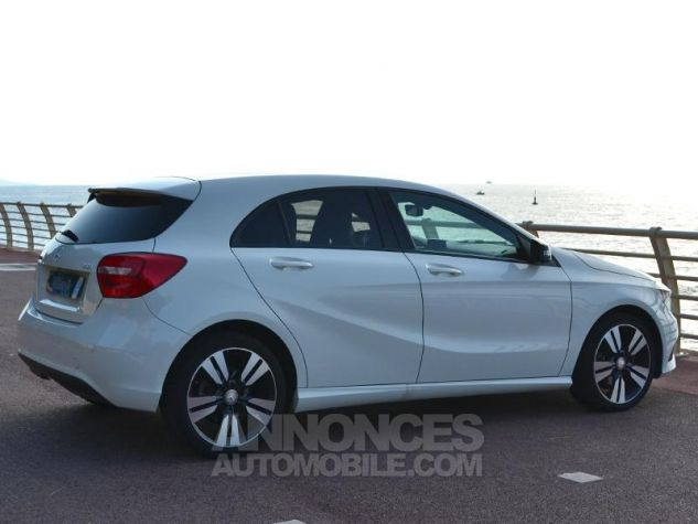 Mercedes Classe A 180 CDI Inspiration 7G-DCT Blanc Occasion - 10
