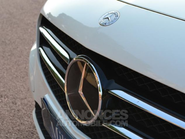 Mercedes Classe A 180 CDI Inspiration 7G-DCT Blanc Occasion - 18