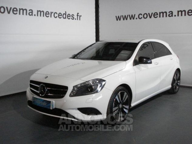 Mercedes Classe A 180 CDI Inspiration Blanc cirrus Occasion - 0