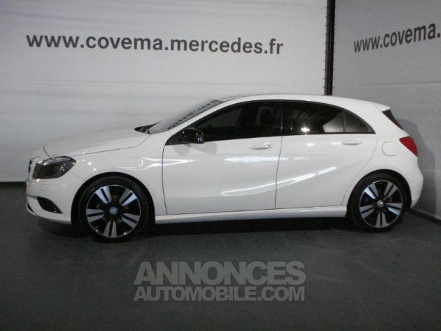 Mercedes Classe A 180 CDI Inspiration Blanc cirrus Occasion - 1