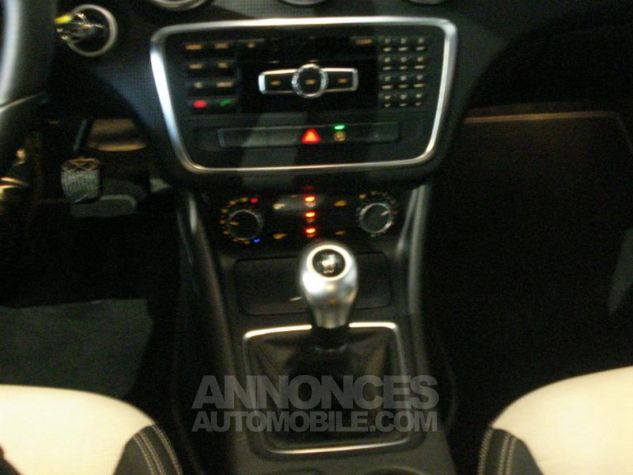 Mercedes Classe A 180 CDI Inspiration Blanc cirrus Occasion - 9