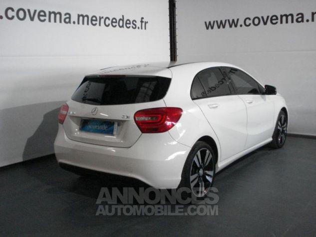 Mercedes Classe A 180 CDI Inspiration Blanc cirrus Occasion - 13