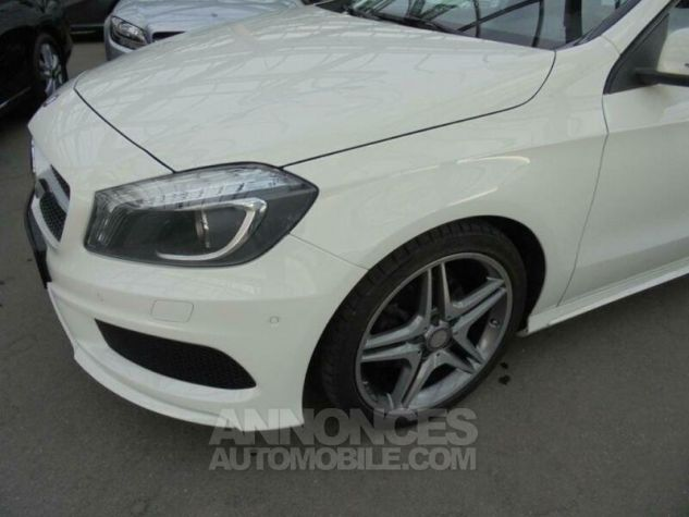Mercedes Classe A 180 CDI Pac AMG Blanche Occasion - 1