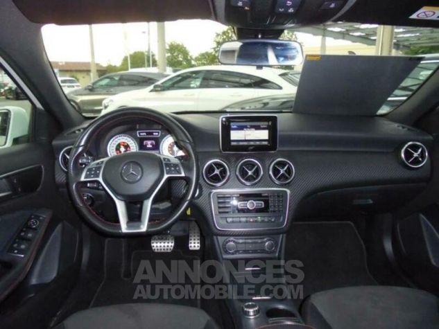 Mercedes Classe A 180 CDI Pac AMG Blanche Occasion - 3