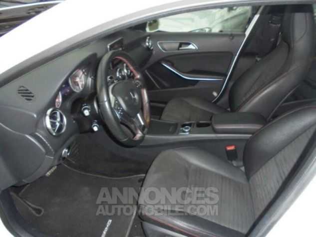 Mercedes Classe A 180 CDI Pac AMG Blanche Occasion - 4