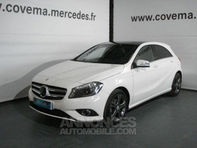 Mercedes Classe A 180 CDI Sensation BLANC Occasion - 0