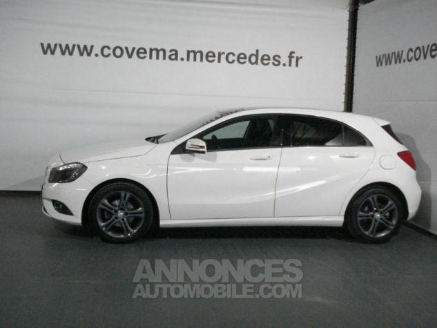 Mercedes Classe A 180 CDI Sensation BLANC Occasion - 1