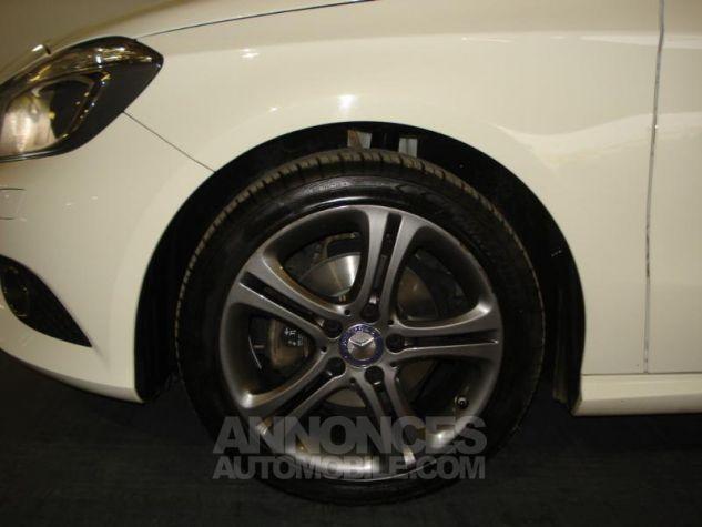 Mercedes Classe A 180 CDI Sensation BLANC Occasion - 11