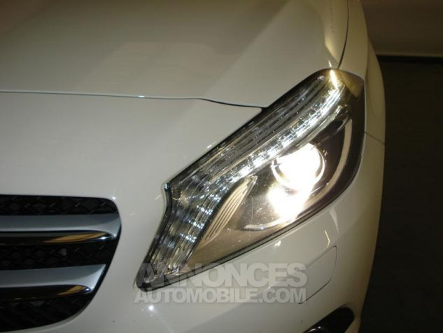 Mercedes Classe A 180 CDI Sensation BLANC Occasion - 12
