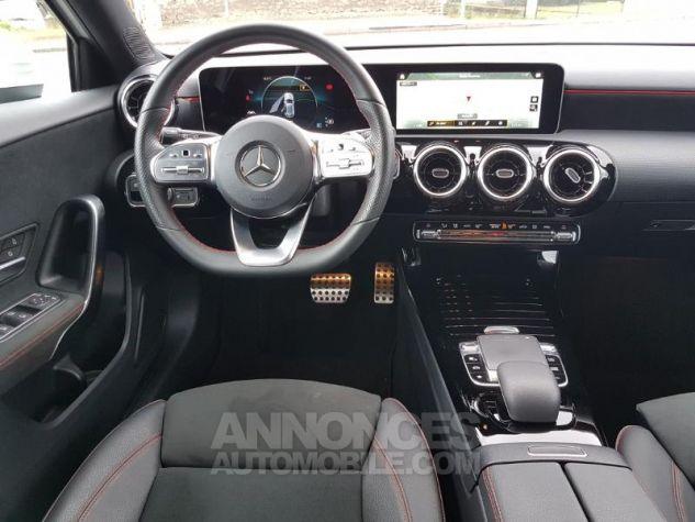 Mercedes Classe A 180 d 116ch AMG Line 7G-DCT BLANC POLAIRE Occasion - 3