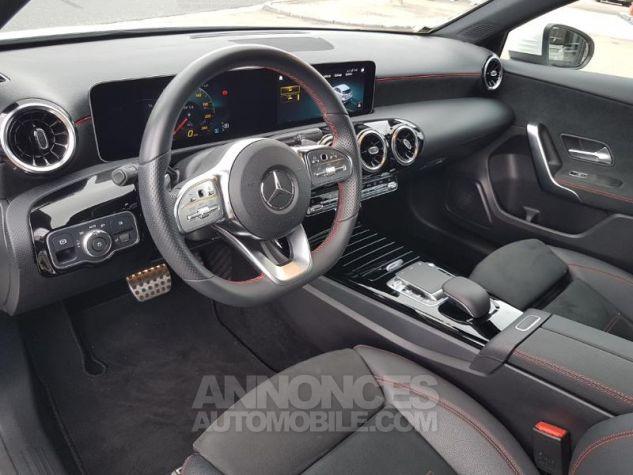 Mercedes Classe A 180 d 116ch AMG Line 7G-DCT BLANC POLAIRE Occasion - 6