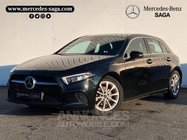 Mercedes Classe A 180 d 116ch Progressive Line 7G-DCT Noir Métal Occasion - 0