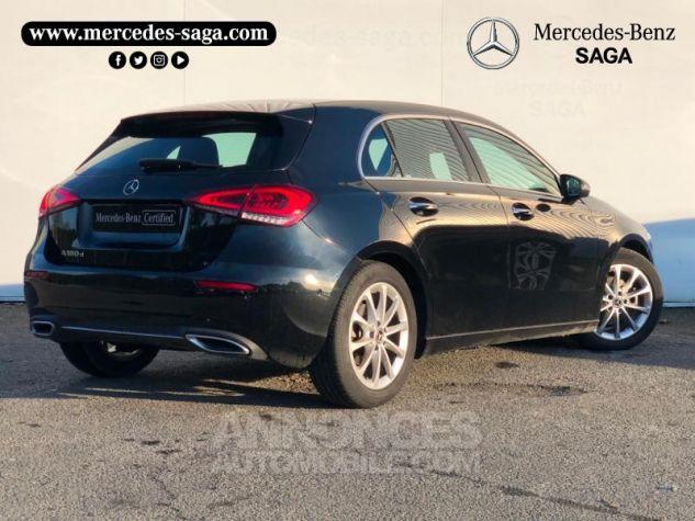 Mercedes Classe A 180 d 116ch Progressive Line 7G-DCT Noir Métal Occasion - 1