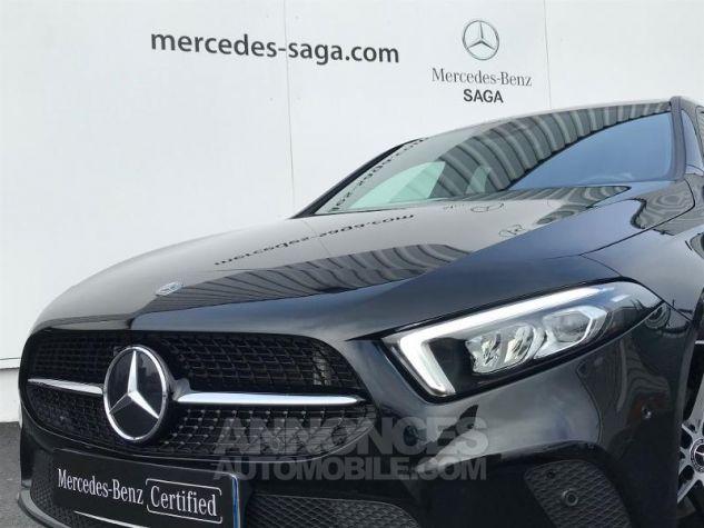 Mercedes Classe A 180 d 116ch Progressive Line 7G-DCT Noir Cosmos Occasion - 3