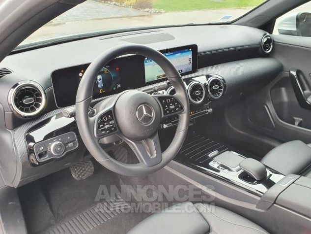 Mercedes Classe A 180 d 116ch Style Line 7G-DCT Argent Irridium Occasion - 2