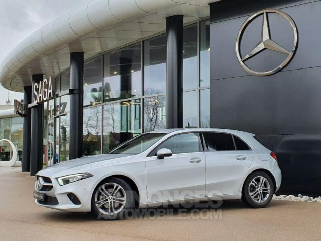 Mercedes Classe A 180 d 116ch Style Line 7G-DCT Argent Irridium Occasion - 6