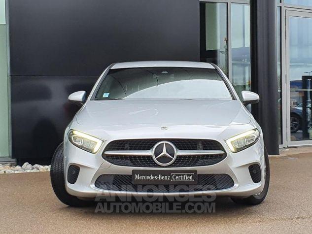 Mercedes Classe A 180 d 116ch Style Line 7G-DCT Argent Irridium Occasion - 10