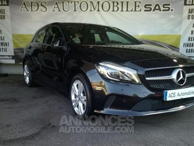Mercedes Classe A 180 D 7G-DCT Intuition Noir Occasion - 0
