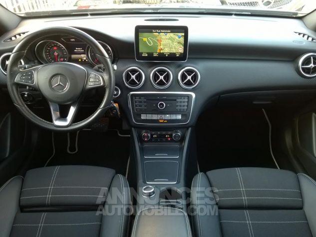Mercedes Classe A 180 D 7G-DCT Intuition Noir Occasion - 4