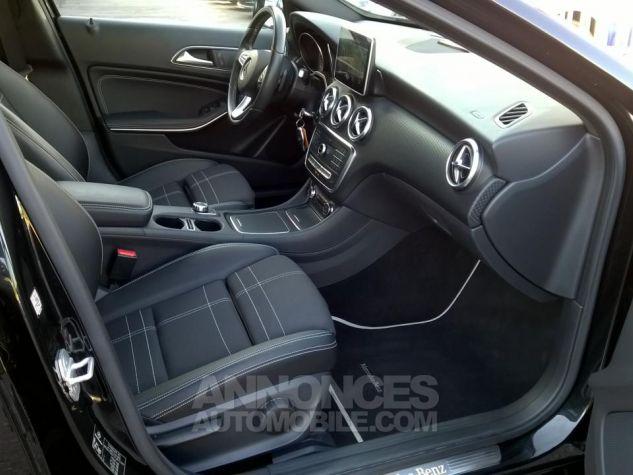 Mercedes Classe A 180 D 7G-DCT Intuition Noir Occasion - 5
