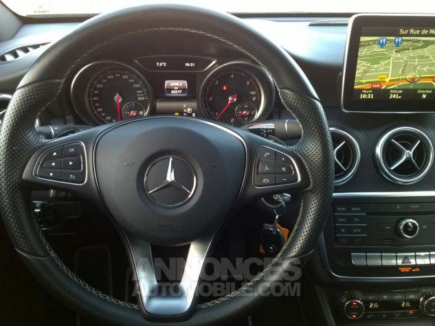 Mercedes Classe A 180 D 7G-DCT Intuition Noir Occasion - 8