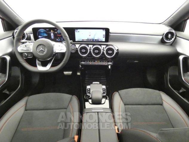 Mercedes Classe A 180 d AMG Line 7G-DCT Rouge jupiter non métallisé Occasion - 2