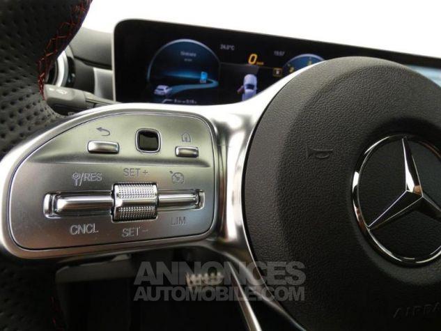 Mercedes Classe A 180 d AMG Line 7G-DCT Rouge jupiter non métallisé Occasion - 12