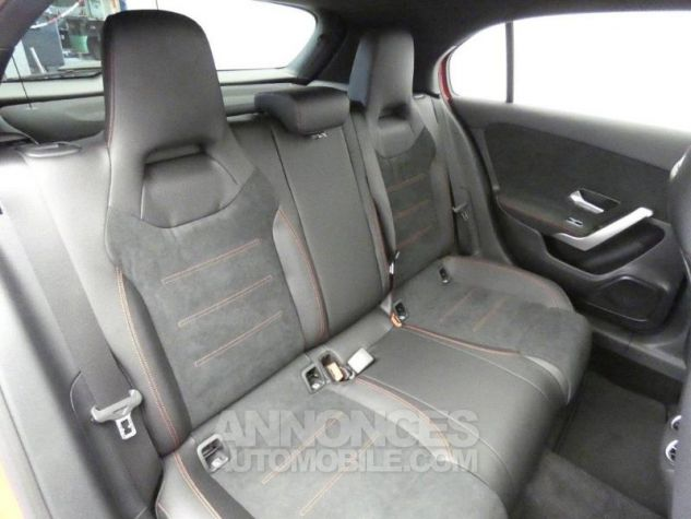 Mercedes Classe A 180 d AMG Line 7G-DCT Rouge jupiter non métallisé Occasion - 13