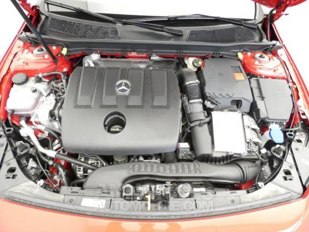 Mercedes Classe A 180 d AMG Line 7G-DCT Rouge jupiter non métallisé Occasion - 16