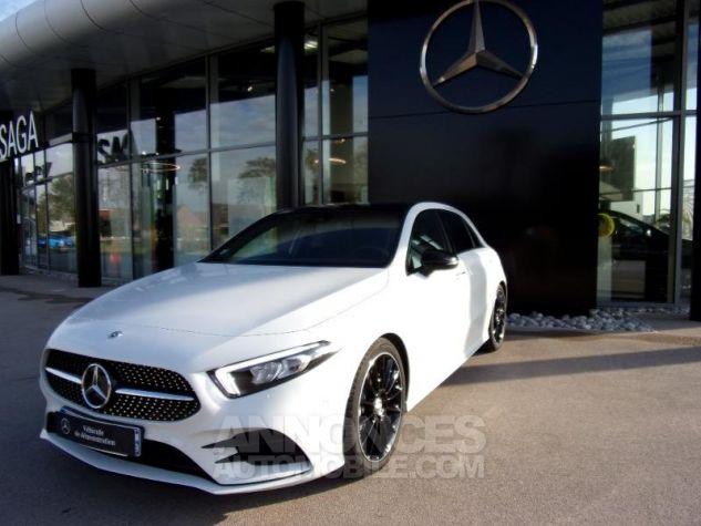 Mercedes Classe A 180 d AMG Line 7G-DCT Moonstone whitemetallic Neuf - 0