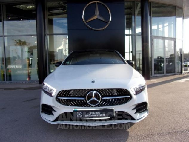 Mercedes Classe A 180 d AMG Line 7G-DCT Moonstone whitemetallic Neuf - 13