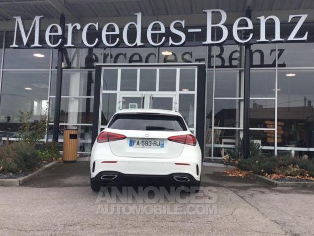 Mercedes Classe A 180 d AMG Line 7G-DCT Blanc polaire non métallisé Occasion - 2
