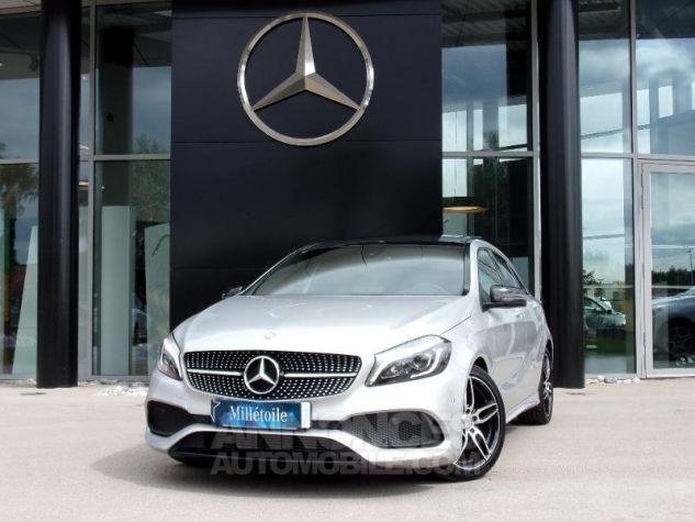 Mercedes Classe A 180 d Fascination GRIS C Occasion - 0