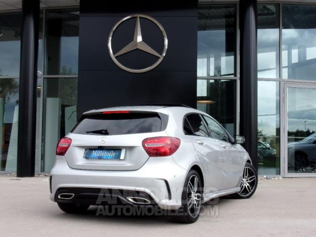 Mercedes Classe A 180 d Fascination GRIS C Occasion - 1