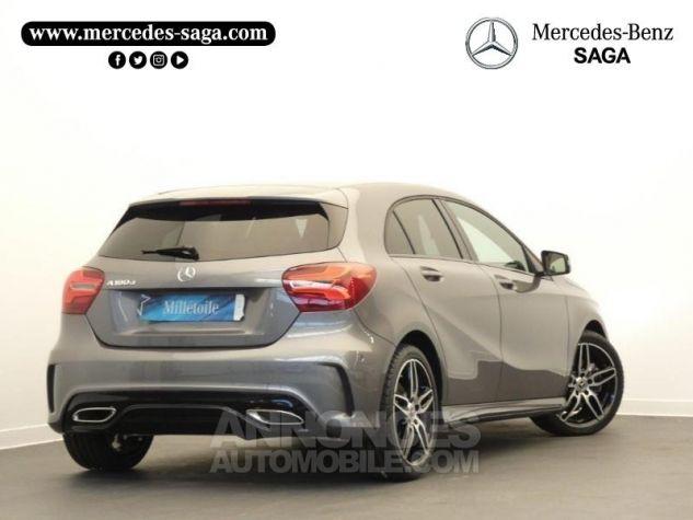 Mercedes Classe A 180 d Fascination 7G-DCT Gris montagne métallisé Occasion - 1