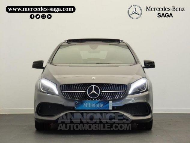 Mercedes Classe A 180 d Fascination 7G-DCT Gris montagne métallisé Occasion - 5