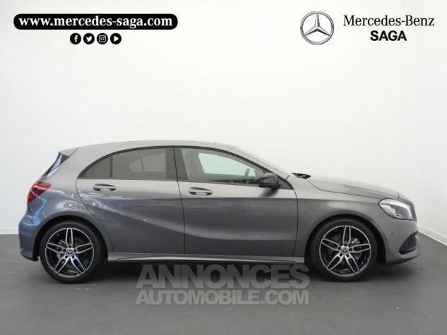 Mercedes Classe A 180 d Fascination 7G-DCT Gris montagne métallisé Occasion - 6