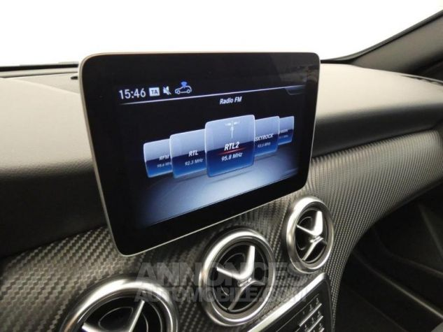 Mercedes Classe A 180 d Fascination 7G-DCT Gris montagne métallisé Occasion - 11