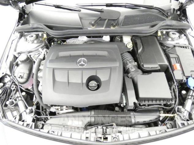 Mercedes Classe A 180 d Fascination 7G-DCT Gris montagne métallisé Occasion - 17