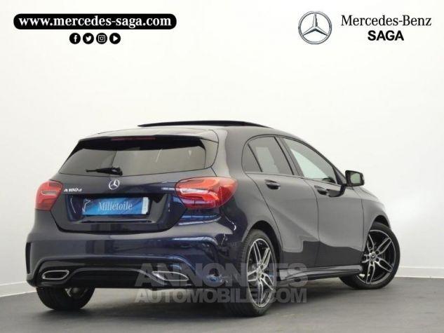 Mercedes Classe A 180 d Fascination 7G-DCT Bleu Cavansite Occasion - 1